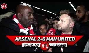 Arsenal 2-0 Man United | Emery Learned From The FA Cup Defeat! (Graham) [Video]