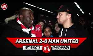 Arsenal 2-0 Man United | Man City, Liverpool, Arsenal & Man Utd Will Make Top 4! [Video]
