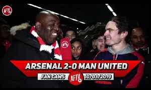 Arsenal 2-0 Man United | We Made Them Look Like A Mourinho Team Again! (Norwegian Gooner) [Video]