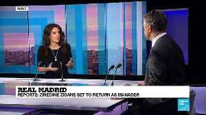 Real Madrid: Reports - Zinedine Zidane set to return as manager [Video]