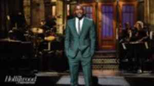 'SNL' Rewind: Idris Elba Hosts, R. Kelly and Michael Jackson Allegations Satirized | THR News [Video]