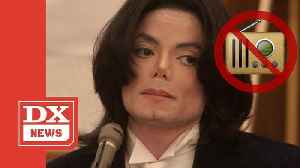 News video: Michael Jackson's Music Banned From Radio Stations Worldwide
