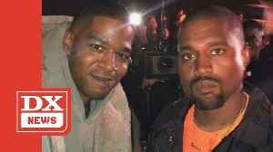 Kanye West, Kid Cudi & Ty Dolla $ign Reportedly Legal Issues For Kids See Ghosts Cut [Video]