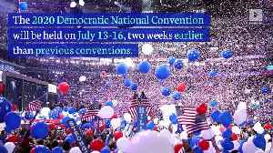 Milwaukee to Host 2020 Democratic National Convention [Video]