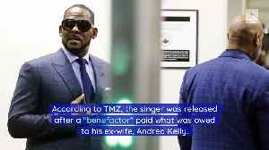 R. Kelly Claims Unpaid Child Support Was Ex-Wife's Fault [Video]