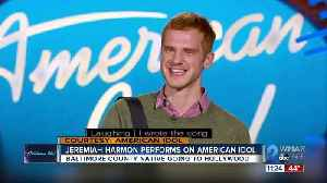 Jeremiah Harmon Performs on American Idol, Advances to Hollywood [Video]