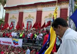 Maduro Says Blackouts in Venezuela Caused by Cyber Attacks [Video]