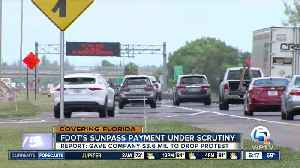 Company was paid off to drop challenge to Florida toll road bid [Video]