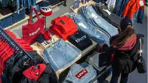 Levi Strauss Plans To Raise $587 Million In An Initial Public Offering [Video]