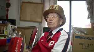 92-year-old Olympics superfan gears up for Tokyo 2020 [Video]