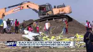 Black box recovered after deadly Ethiopian Airlines crash [Video]