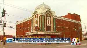 Revitalizing the Regal Theater [Video]