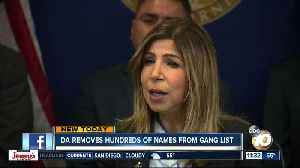 Hundreds removed from San Diego County gang injunction lists [Video]