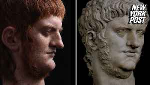 These Roman emperors were creepily brought to life [Video]