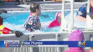 Money Raised For Special Olympics Athletes During Polar Plunge [Video]