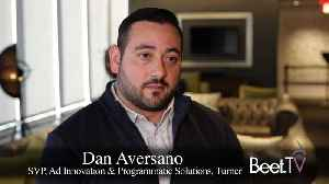 AT&T Data Helps Fuel Turner's Quest For Guaranteed Campaign Outcomes: SVP Aversano [Video]