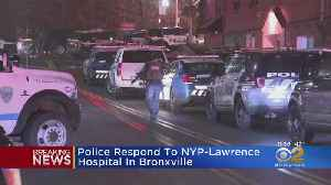 UPDATE: No Evidence Of Shooter At Westchester Hospital [Video]