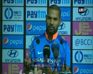 'Young bloke' Rishabh Pant can't be compared with Dhoni Shikhar Dhawan [Video]