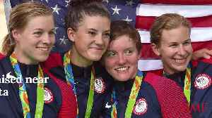 U.S. Olympic Cyclist Kelly Catlin Dies at Age 23 [Video]