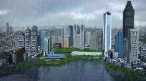 China rebuilding its cities into water absorbent urban areas [Video]