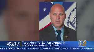 2 Men To Be Arraigned In Det. Simonsen's Death [Video]