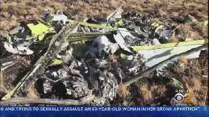 News video: Ethiopian Plane Crash Under Investigation