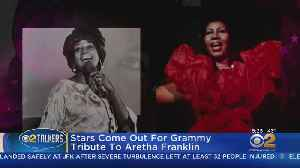 Stars Pay Tribute To 'Queen Of Soul' [Video]