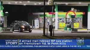 Police Probe Robbery At Penn Hills Gas Station [Video]