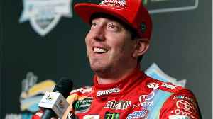 Kyle Busch Talks About Phoenix NASCAR Win [Video]