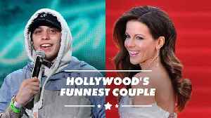 3 Reasons Pete Davidson & Kate Beckinsale are totally suited [Video]
