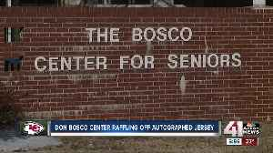 Don Bosco Senior Center to raffle off autographed Mahomes jersey to meet funding gap [Video]
