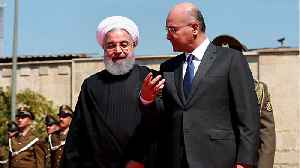 Rouhani Visits Iraq For Better Trade Ties [Video]