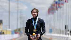 Kelly Catlin, Olympic Cyclist, Dies At 23 [Video]