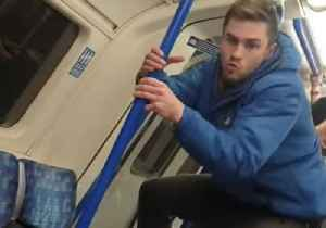 Man on London Underground Directs Monkey Noises at Black Passenger [Video]