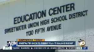 Sweetwater District to unveil plan to balance its budget [Video]