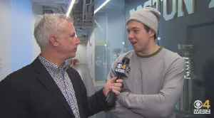 Sports Final: Charlie McAvoy Sure Loves Playing In Boston [Video]