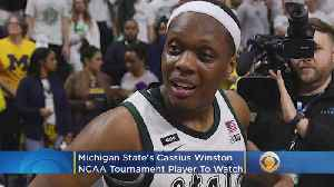 Michigan State's Cassius Winston: An NCAA Tournament Player To Watch [Video]