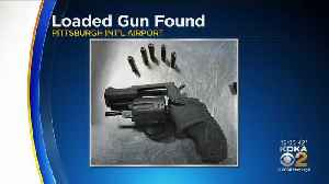 TSA Finds Loaded Gun In Monroeville Man's Carry-On At Pittsburgh Airport [Video]