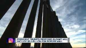 President Trump's budget includes billions for border wall [Video]
