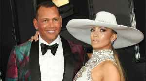 A-Rod And J.Lo: How The Newly Engaged MLB Superstar And Hollywood Power Couple Makes And Spends Their Millions [Video]