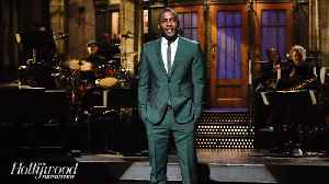 News video: 'SNL' Rewind: Idris Elba Hosts, R. Kelly and Michael Jackson Allegations Satirized | THR News