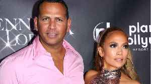 JLo and ARod Are Engaged [Video]