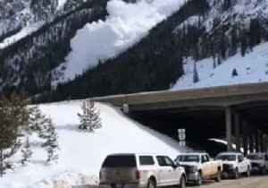 News video: Controlled Avalanches Triggered at Colorado's Copper Mountain