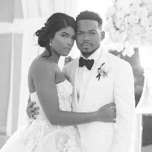 Chance the Rapper Gets Married [Video]