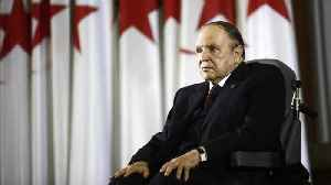 Looking back at the political life of Algeria's Abdelaziz Bouteflika [Video]