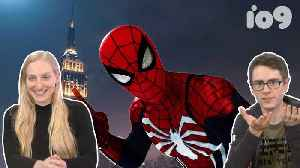 Who Knows NYC Better: Recent Transplants or Spider-Man PS4 Fans? [Video]