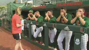 Hurricanes Baseball Team Benefiting At The Plate From New Optical Training [Video]