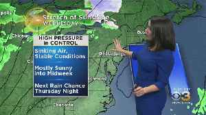 Philadelphia Weather: Stretch Of Sunshine [Video]
