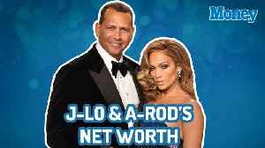 Jennifer Lopez and Alex Rodriguez Are Engaged. What's the Power Couple's Combined Net Worth? [Video]