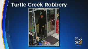 Police Release Surveillance Photos In Turtle Creek Robbery [Video]